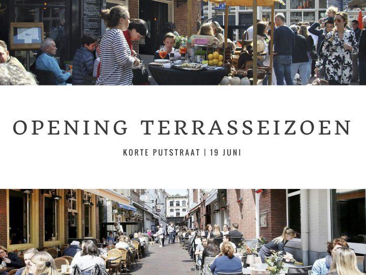 Opening Terrasseizoen 2016