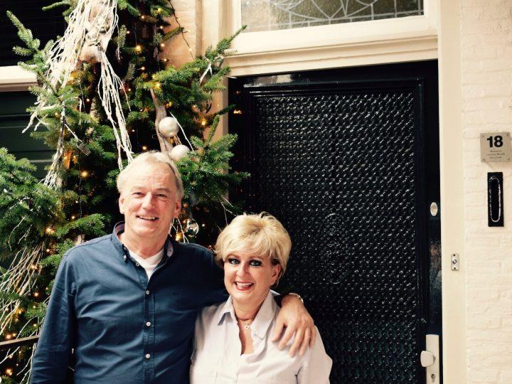 Op bezoek bij: Inge van den Broek en Cees de Leeuw