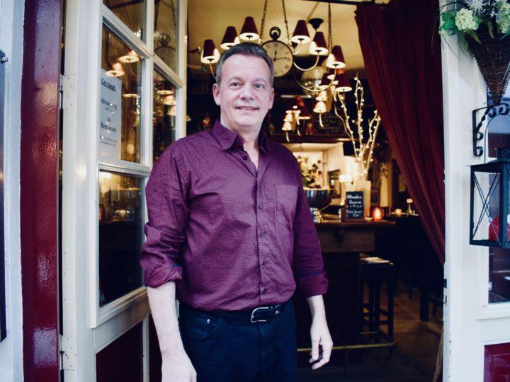 Op bezoek bij: Charles Rijnders